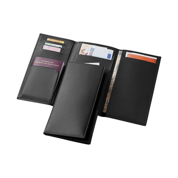 Harvard 3-fold travel wallet