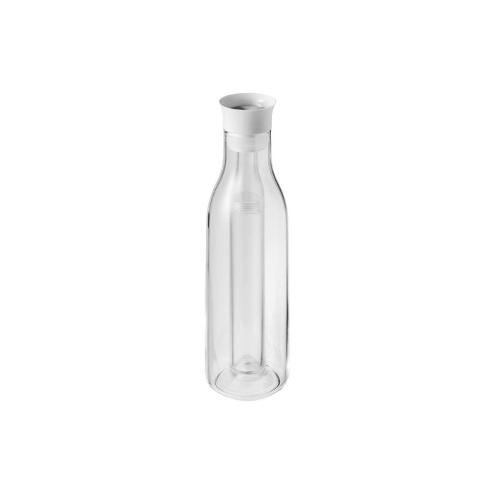 Flow carafe with cooling stick