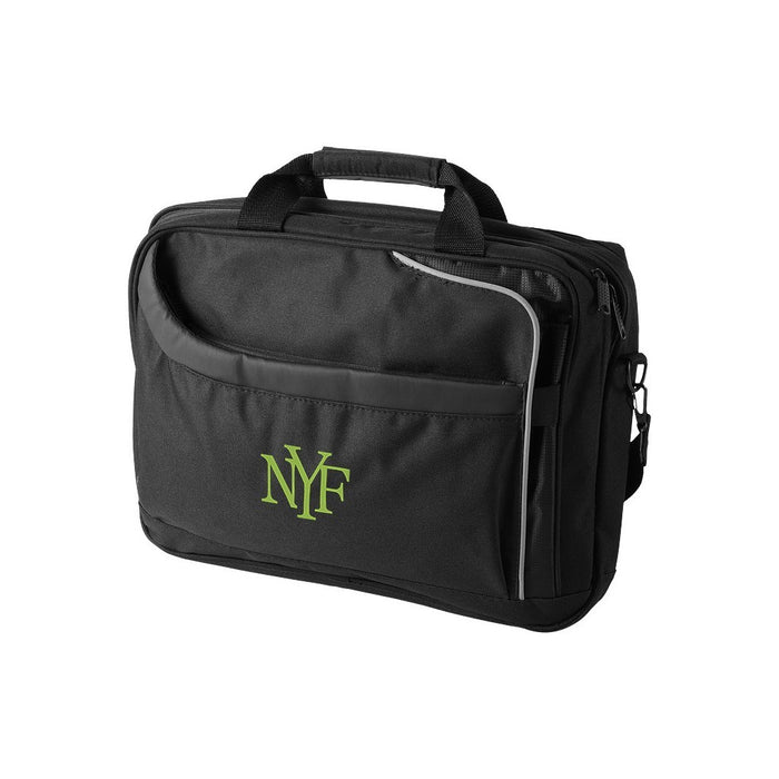 "Security friendly business 15.4"" laptop bag"