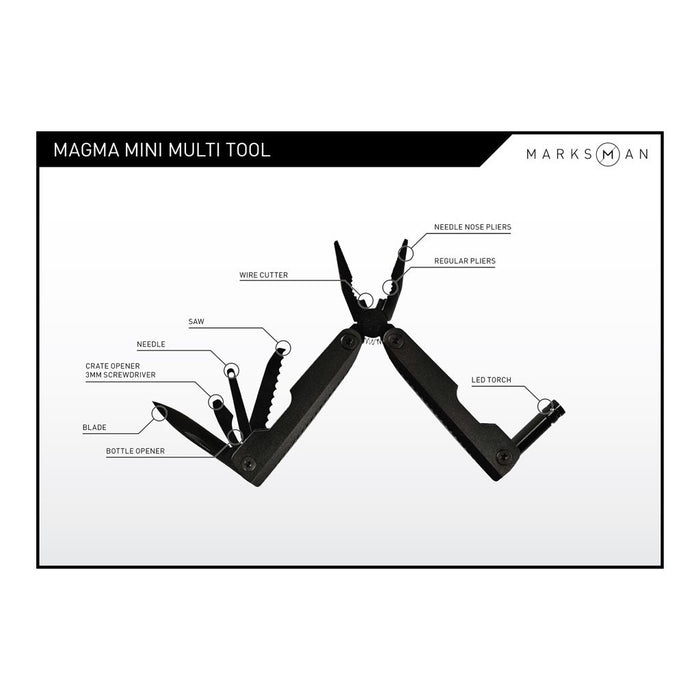 Magma mini multi tool