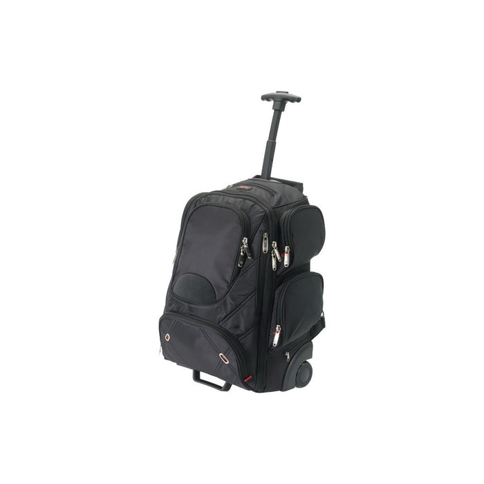 "Proton checkpoint-friendly 17"" comp wheeled bpack"