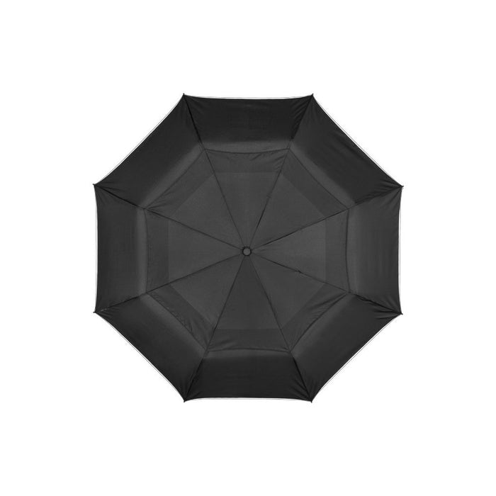 "21"" 3-Section auto open/close umbrella"