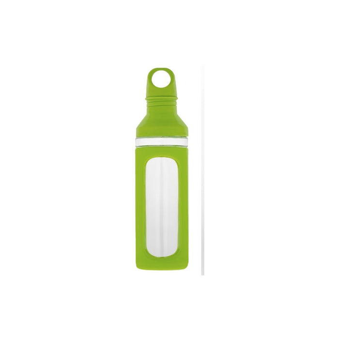 Hover glass bottle