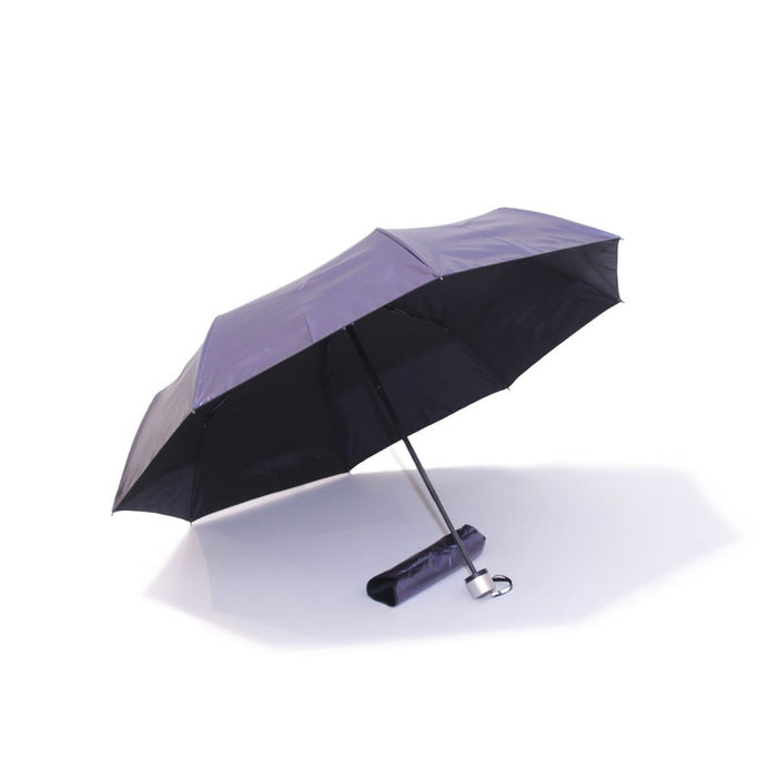UV Coated Full Windproof Foldable Umbrella