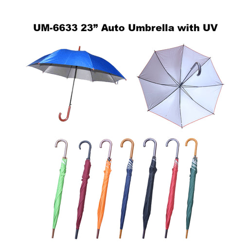 Auto Umbrella with UV