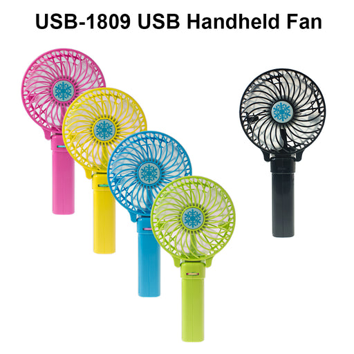 Battery Operated Foldable Fan