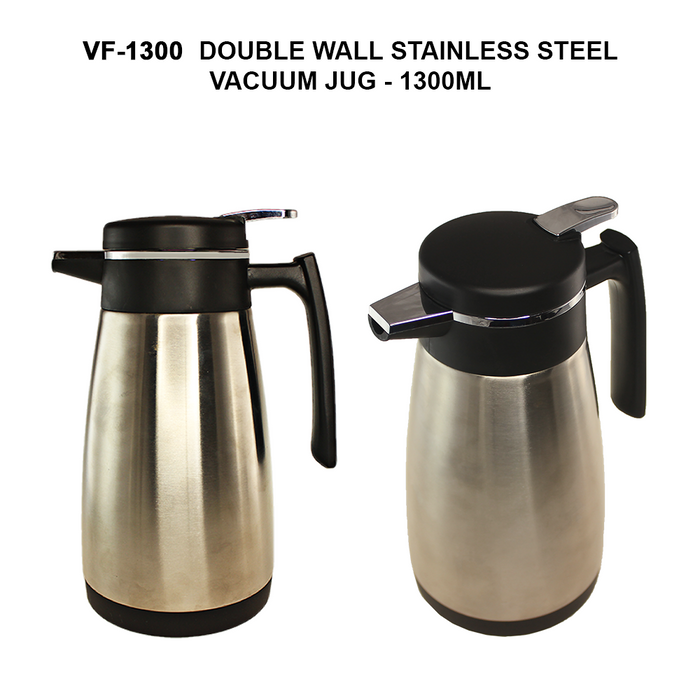 Double wall & Stainless Steel Vacuum Jug