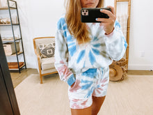 Load image into Gallery viewer, Iona Tye Dye Shorts