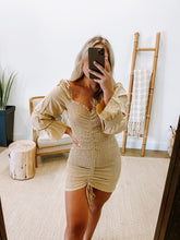 Load image into Gallery viewer, Don't Blame Me Mini Dress