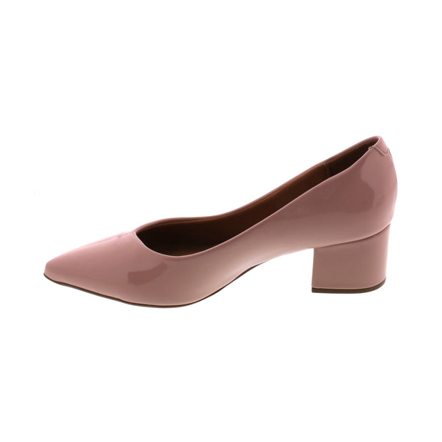 Vizzano 1220-224 Pink Block Heels Brisa Shoes