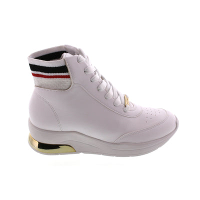 Vizzano 1304-109 White High-top Sneakers Brisa Shoes