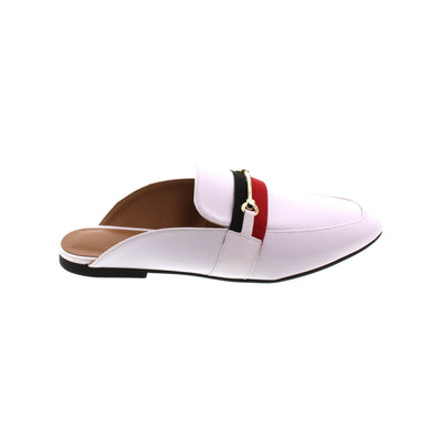 Vizzano 1313-103 White Slip-Ons Brisa Shoes
