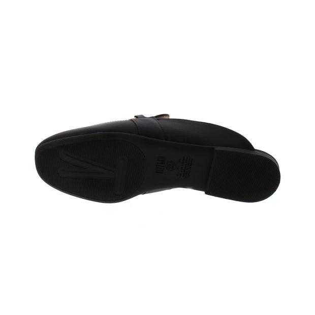 Vizzano 1313-103 Black Slip-Ons Brisa Shoes