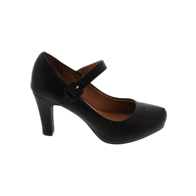 Vizzano 1840-103 Black Mary Janes Brisa Shoes