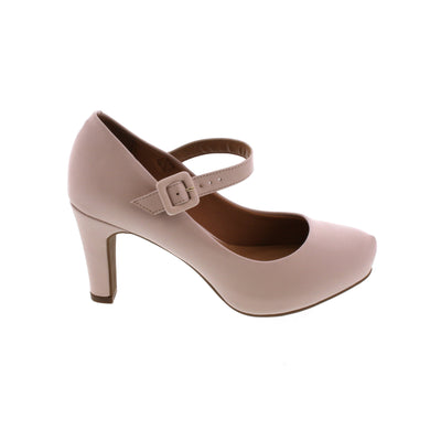 Vizzano 1840-103 Cream Mary Janes Brisa Shoes