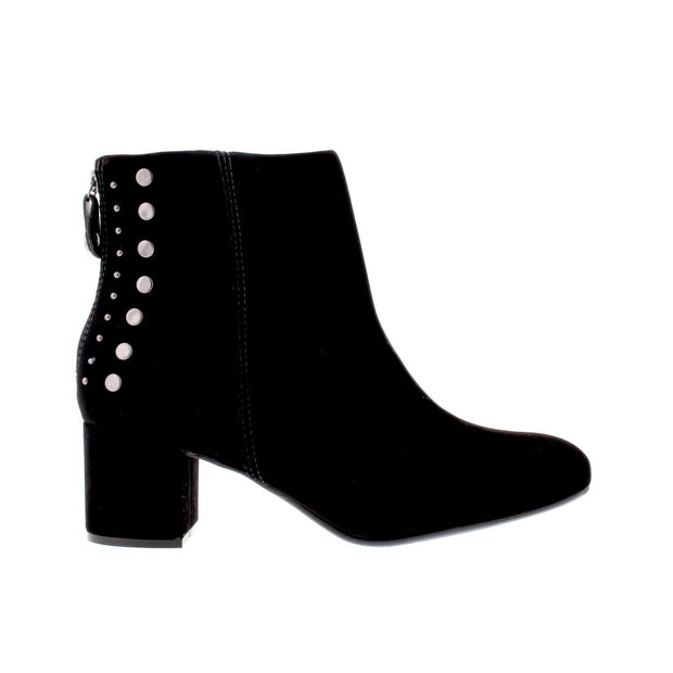Vizzano 3067-101 Black with Studs Ankle Boots Brisa Shoes