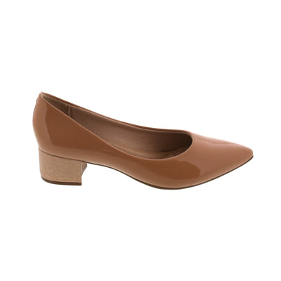 Beira-Rio 4182-100 Nude Pointy Toes Brisa Shoes