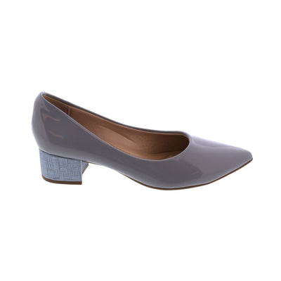 Beira Rio 4182-100 Light Blue Pointy Toes Brisa Shoes