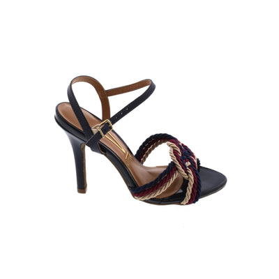 Vizzano 6249-154 Navy Braided Sandals Brisa Shoes