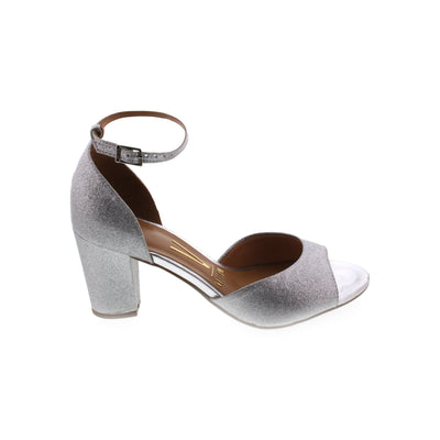Vizzano 6262-206 Silver Glitter Sandals Brisa Shoes