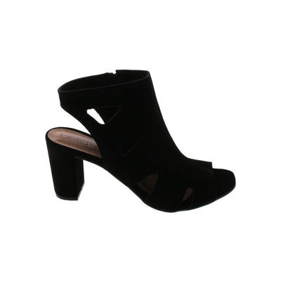 Beira Rio 8399-102 Black Nobuck Sandals Brisa Shoes