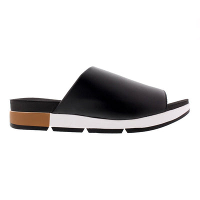 Beira Rio 8387-208 Black Flats Brisa Shoes