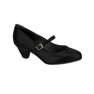 Modare 7005-641 Black Mary Janes Modare