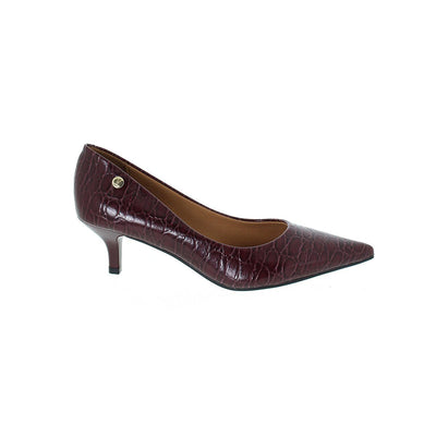Vizzano 1122-628 Wine Croco Low Heels Brisa Shoes