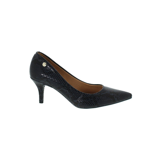 Vizzano 1185-102 Cobra Black Heels Brisa Shoes