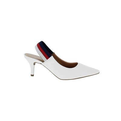 Vizzano 1185-175 White Heels Brisa Shoes