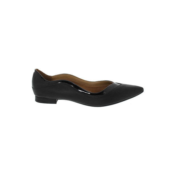 Vizzano 1206-250 Black Flats Brisa Shoes