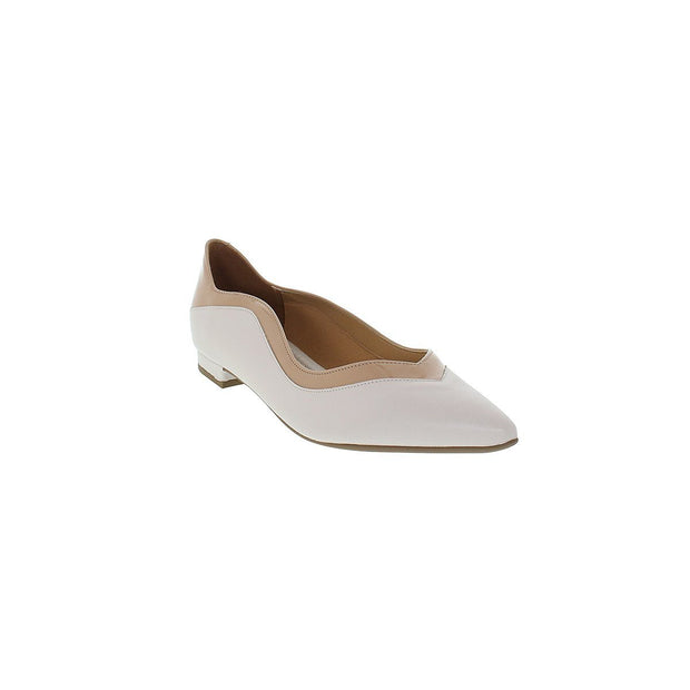 Vizzano 1206-250 Cream Flats Brisa Shoes