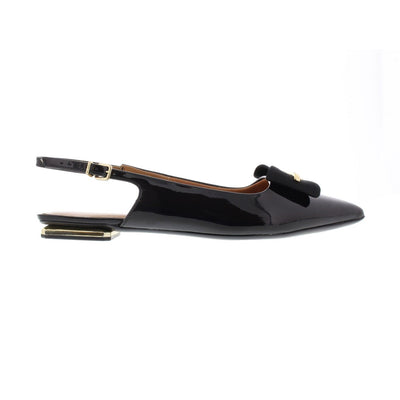 Vizzano 1301-103 Black Slingback Flats Brisa Shoes