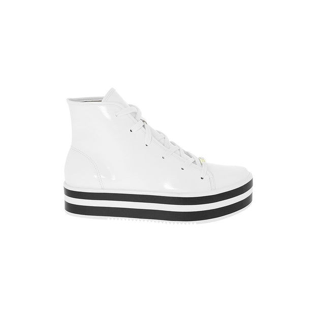 Vizzano 3071-102 White High-top Sneakers Brisa Shoes