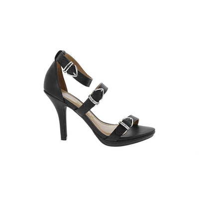 Vizzano 6210-483 Black Strapped Sandals Brisa Shoes