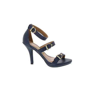 Vizzano 6210-483 Navy Strapped Sandals Brisa Shoes