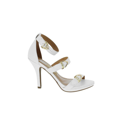 Vizzano 6210-483 White Strapped Sandals Brisa Shoes