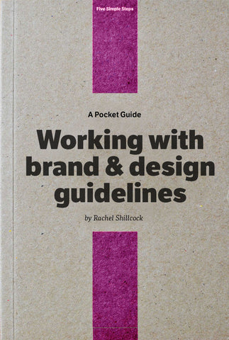 Book: Pocket Guide - Working with brand & design guidelines