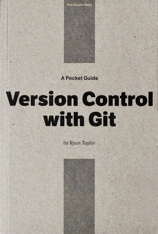 Book: Pocket Guide - Version Control with Git