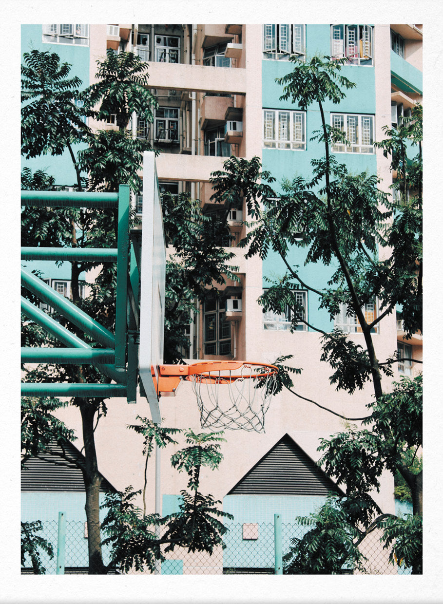 Cities of Basketball - Hong Kong