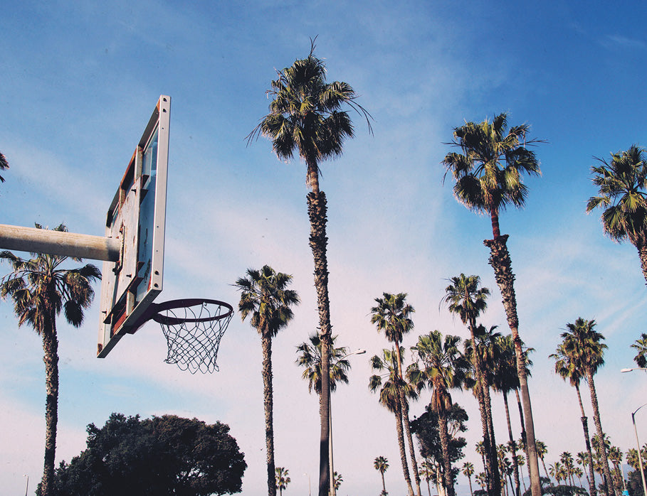 Cities of Basketball - LA