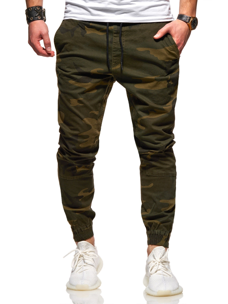 Men's Chino Pants VEGA Camouflage