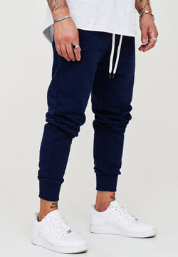 Track Pants Sweatpants navy JG-3014