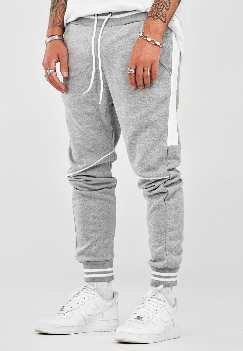 Track Pants Sweatpants grey JG-3117
