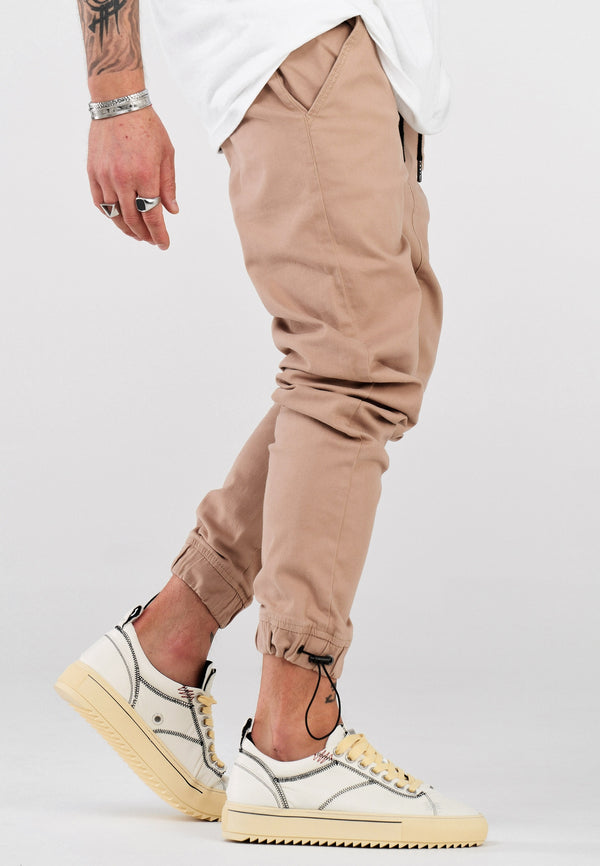 Jogger Chino Pants Beige CCE-60