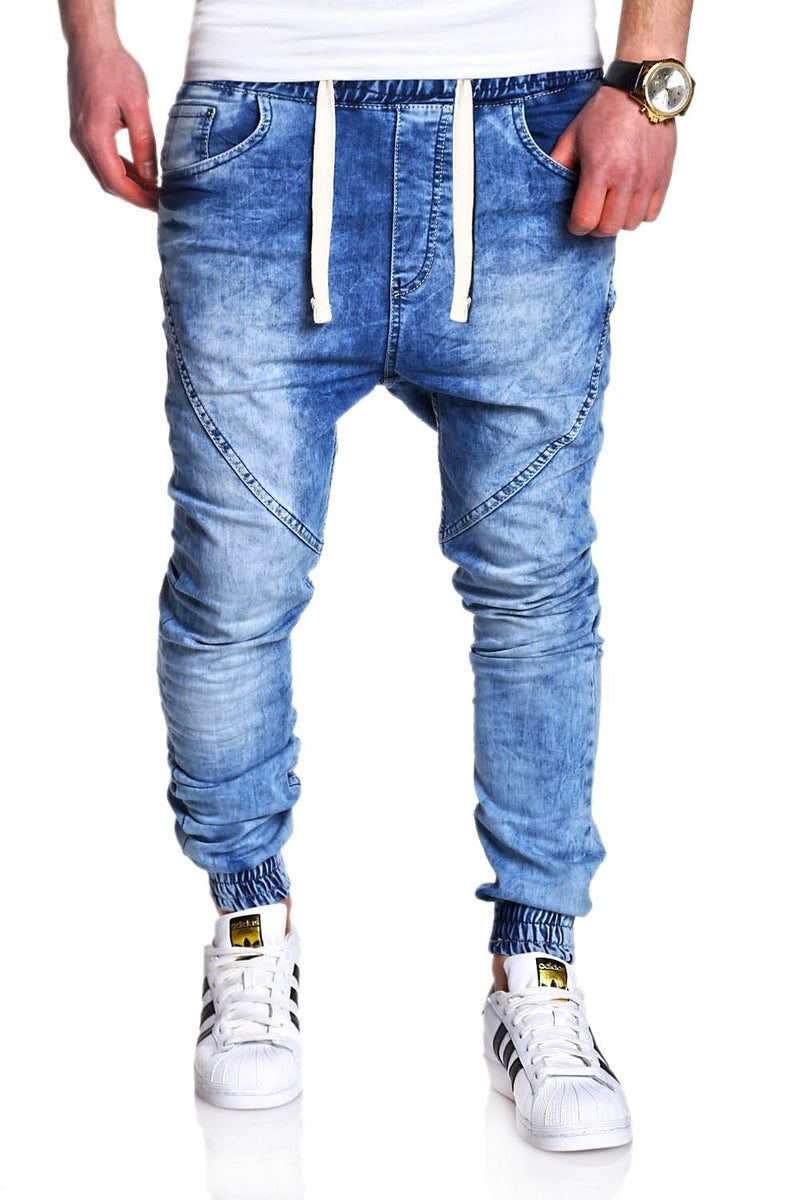 Men's Jogger Jeans Lightblue 2089