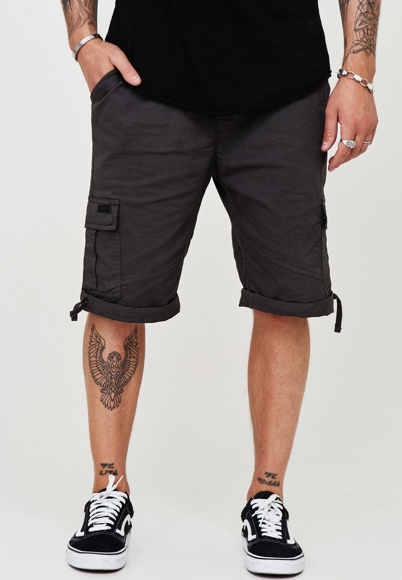 Cargo Shorts darkgrey JN-1900