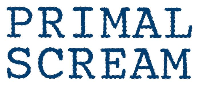 Primal Scream EU logo