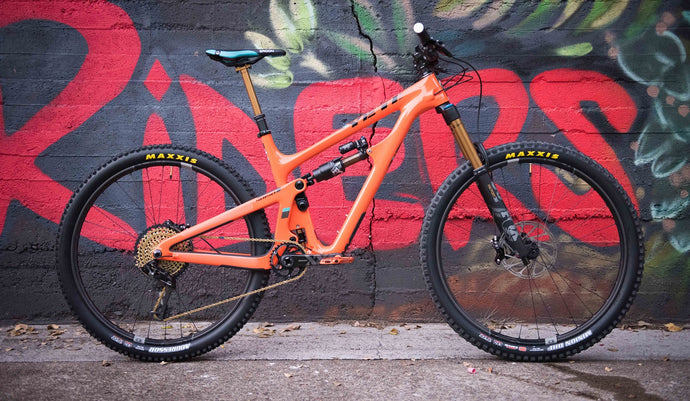 William's Yeti SB150