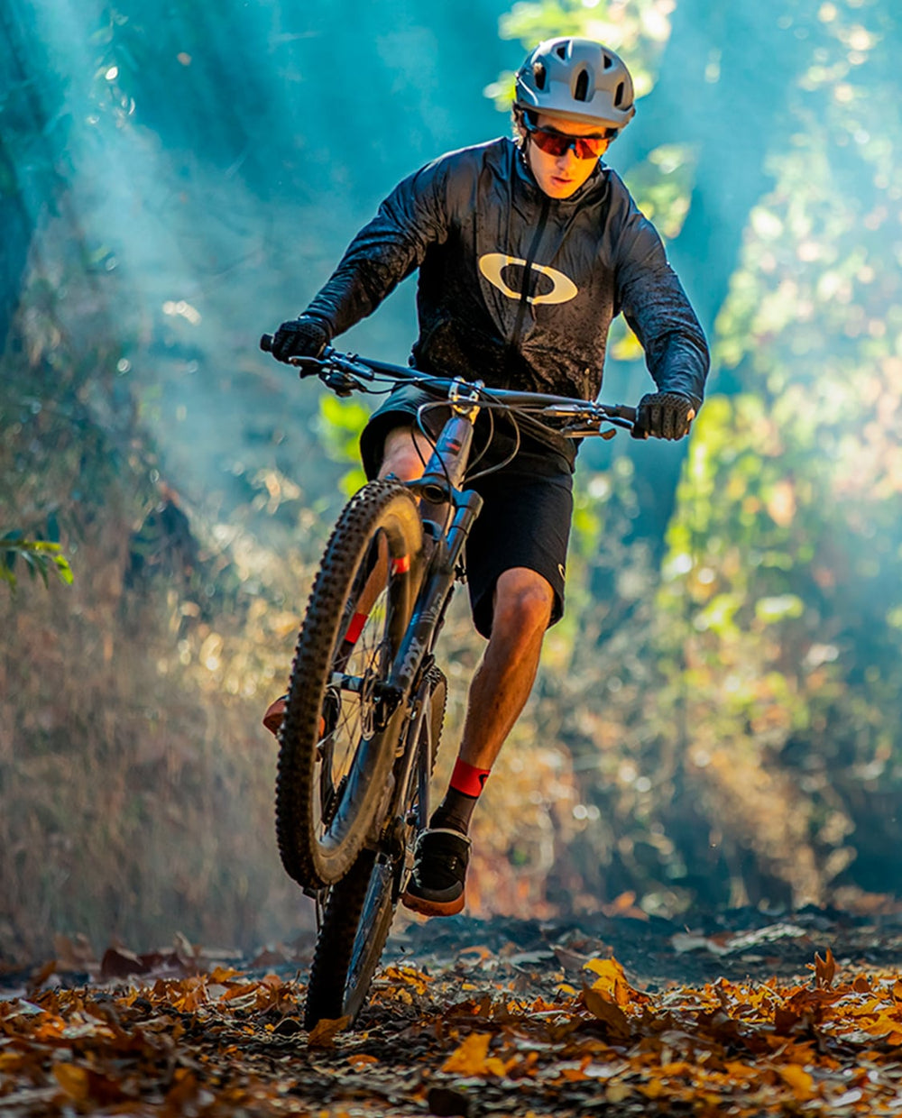Oakley Prizm Lenses For Mountain Biking